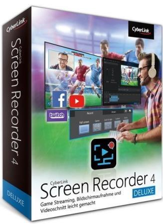 CyberLink Screen Recorder Deluxe 4.2.9.15396 + Rus