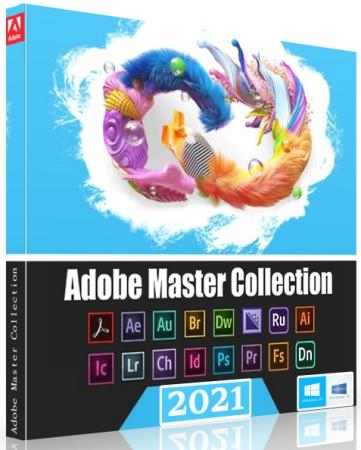 Adobe Master Collection 2021 8.0 by m0nkrus