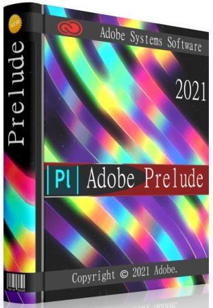 Adobe Prelude 2021 10.1.0.92