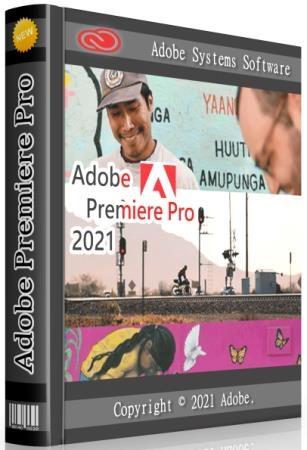 Adobe Premiere Pro 2021 15.4.0.47 by m0nkrus
