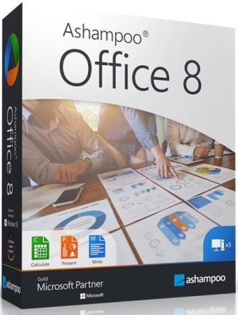 Ashampoo Office 8 2021 Rev A1033.0609