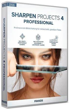 Franzis SHARPEN projects #4 professional 4.37.03697 + Rus