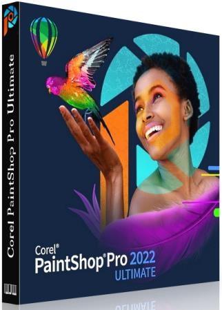 Corel PaintShop Pro 2022 Ultimate 24.0.0.113 RePack + Creative Collection