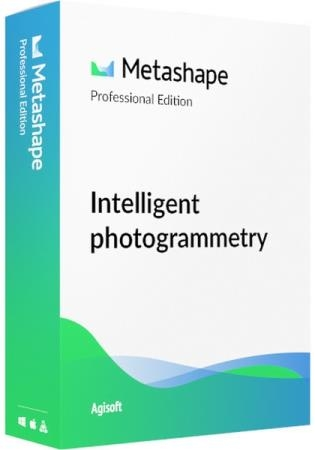 Agisoft Metashape Professional 1.7.4 Build 12915