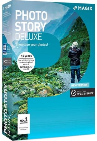 MAGIX Photostory 2022 Deluxe 21.0.1.74