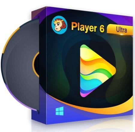 DVDFab Player Ultra 6.1.1.5