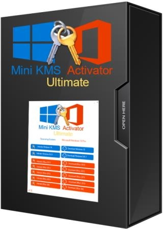 Mini KMS Activator Ultimate 2.8