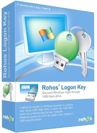 Rohos Logon Key 4.8