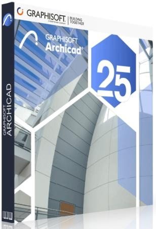 ArchiCAD 25 Build 3002 RUS/ENG