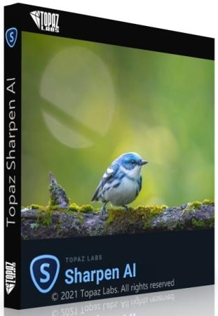 Topaz Sharpen AI 3.2.2 RePack & Portable by TryRooM