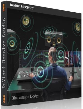 Blackmagic Design DaVinci Resolve Studio 17.3.1.0005