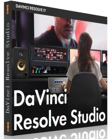 Blackmagic Design DaVinci Resolve Studio 17.3.1.5 RePack by PooShock