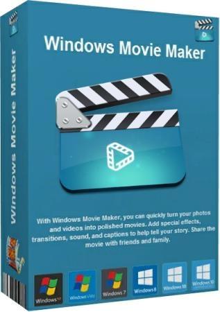 Windows Movie Maker 2021 9.8.1.0