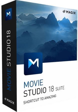 MAGIX Movie Studio 18.1.0.24 Suite