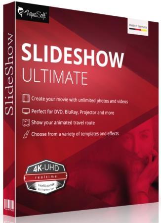 AquaSoft SlideShow Ultimate 12.3.06