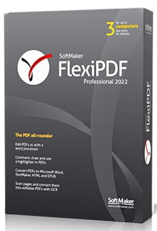 SoftMaker FlexiPDF 2022 Professional 3.0.0 Portable by conservator