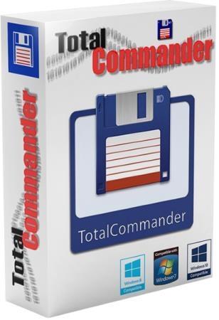 Total Commander 10.00 LitePack / PowerPack 2021.9 Final + Portable
