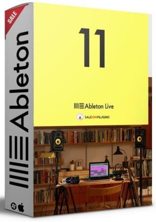 Ableton Live Suite 11.0.10