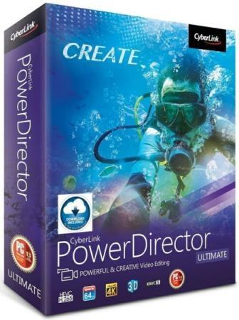 CyberLink PowerDirector Ultimate 20.0.2106.0 RePack by PooShock