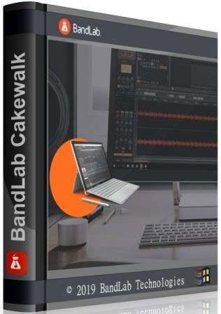 BandLab Cakewalk 27.09.0.145 + Studio Instruments Suite