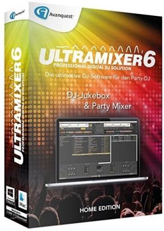 UltraMixer Pro Entertain 6.2.11