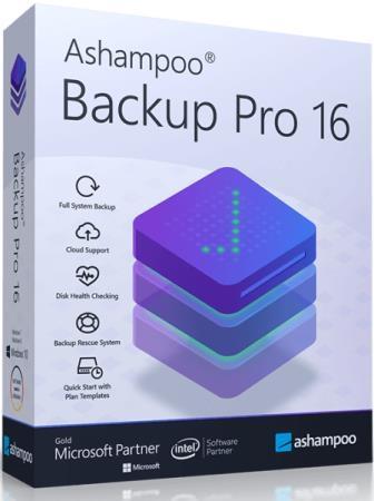 Ashampoo Backup Pro 16.02 Final