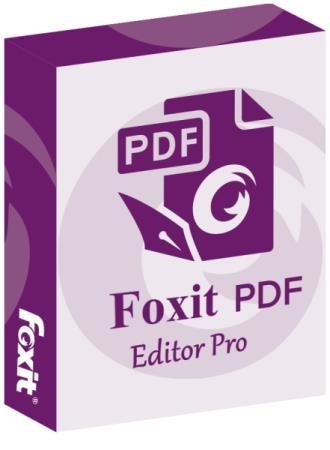 Foxit PDF Editor Pro 11.1.0.52543