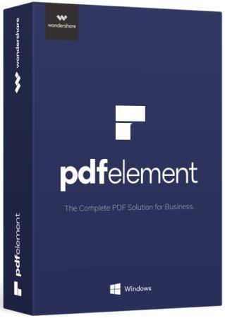 Wondershare PDFelement Professional 8.2.17.1038 + OCR
