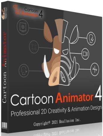 Reallusion Cartoon Animator 4.5.3406.1 Pipeline + Resource Pack