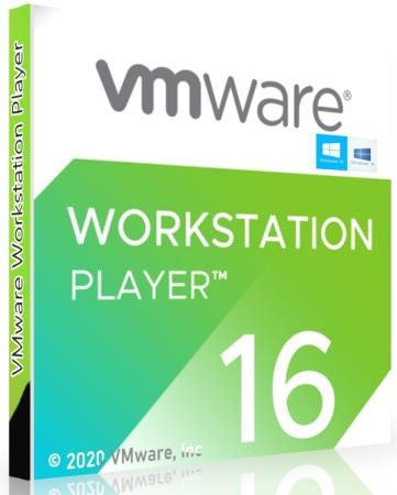 VMware Workstation Player 16.2.0 Build 18760230 Commercial
