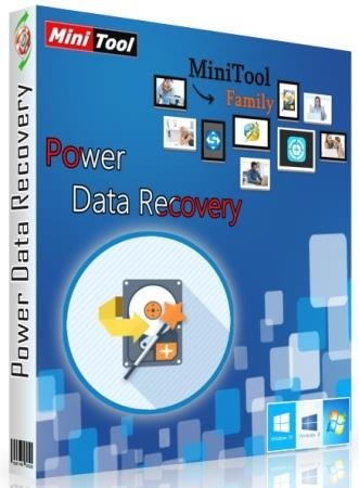 MiniTool Power Data Recovery Business / Deluxe / Enterprise / Technician 10.1 + Rus