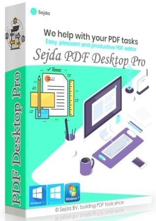 Sejda PDF Desktop Pro 7.3.7